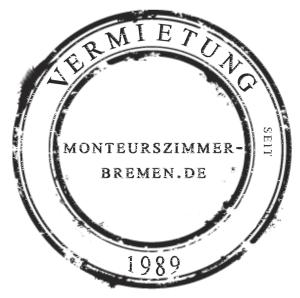Monteurswohnungen Bremen - Vermietung seit 1989